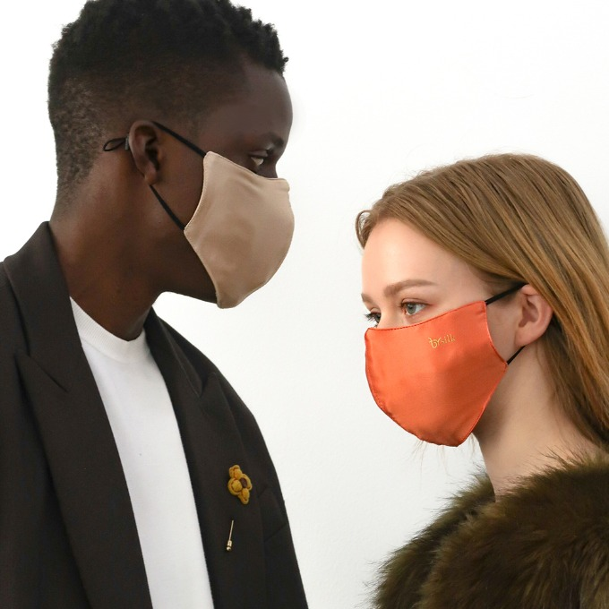 21' Silk Mask lookbook